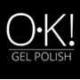 90 Black OkGElPolish Letters