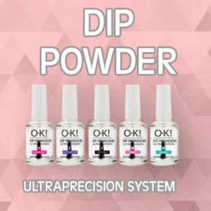 Dip powder system